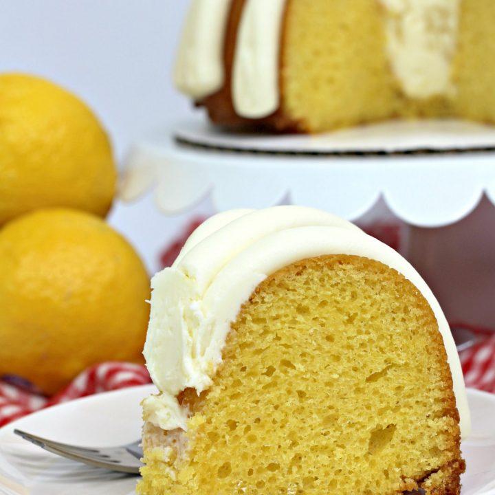 Copycat nothing bundt lemon bundt cake