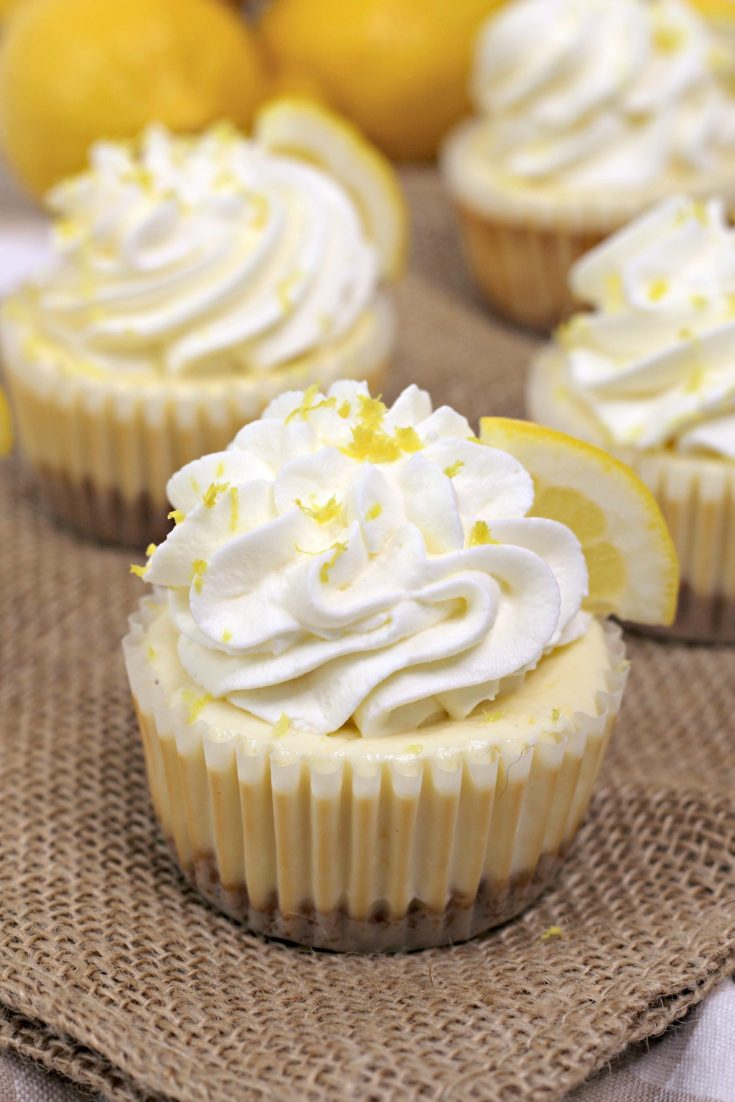 Lemonade Cheesecake