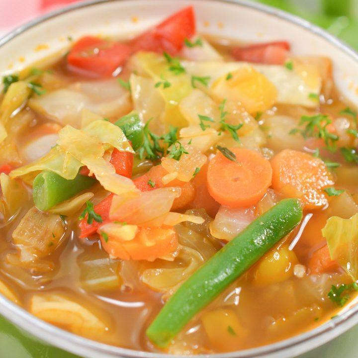 Zero Point Cabbage Soup