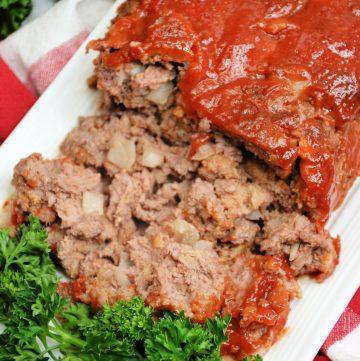 Skinny Meatloaf